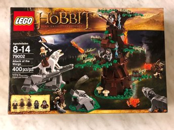 LEGO The Hobbit 79002 Attack of the Wargs - Ny