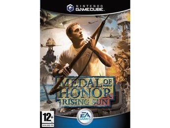 Medal of Honor - Rising Sun - Nintendo Gamecube
