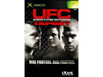 UFC: Ultimate Fighting Championship Tapout - XBOX - Komplett