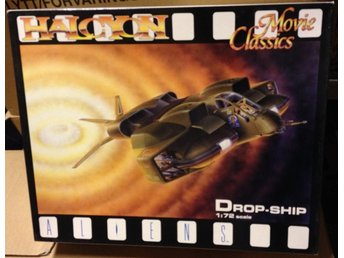 ALIENS DROP SHIP         HALCYON 1/72  Byggsats