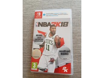 NBA 2K18  Nintendo Switch