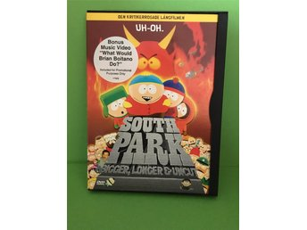 South Park: Bigger, Longer & Uncut av Trey Parker och Matt Stone