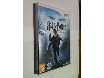 Wii: Harry Potter and the Deathly Hallows Part 1