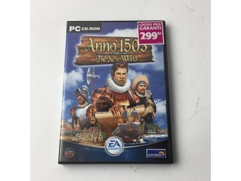 EA Games, Spel, ANNO 1503, THE NEW WORLD