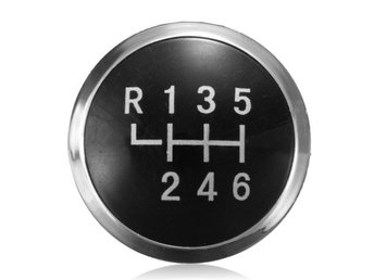 Replacement 6 Speed Gear Knob Badge Emblem Cap For VW T5 ...