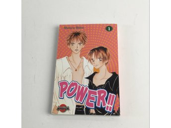 Bok, Power!!, Shizuru Seino, Pocket, ISBN: 9789163849886, 2005