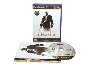 Hitman 2: Silent Assassin (EUR / PS2)