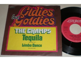 Champs 45/PS Tequila / Limbo dance 1976 M-