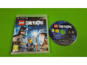 lego Dimensions Ps3 Playstation 3