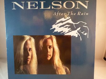 NELSON - AFTER THE RAIN  ( MAXISINGEL )