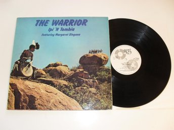 IPI 'N TOMBIA - THE WARRIOR (R & T LP 1973 Sydafrika)