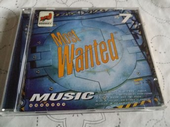 Various – Most Wanted Music 7 - CD
