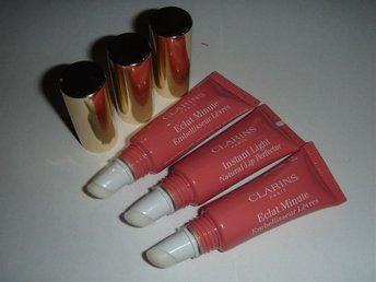 Clarins Paris Instant Light Natural Lip Perfector - nr 5 - 3 st oanvända