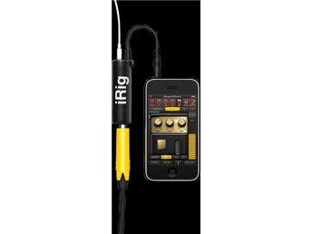 iRig Gitarr-interface till iPhone - Spånga - iRig Gitarr-interface till iPhone - Spånga