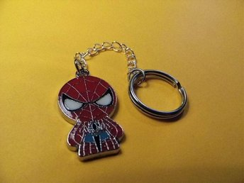Spiderman nyckelring / Spiderman keyring