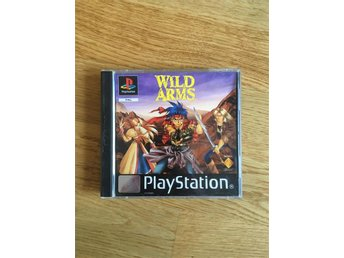 Wild arms PS one