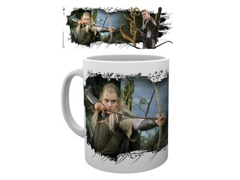 Mugg - Lord of the Rings - Legolas