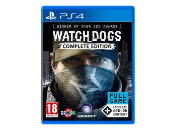 Watch Dogs - Complete Edition (Nordic) - Varberg - Watch Dogs - Complete Edition (Nordic) - Varberg