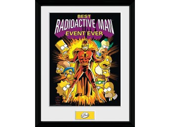 Tavla - TV - The Simpsons Radioactive Man