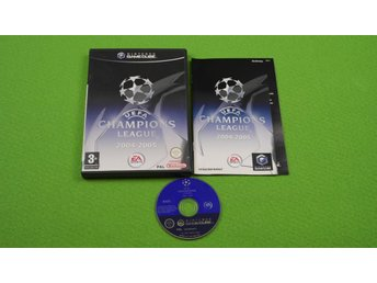 Uefa Champions League KOMPLETT Gamecube Nintendo Game Cube