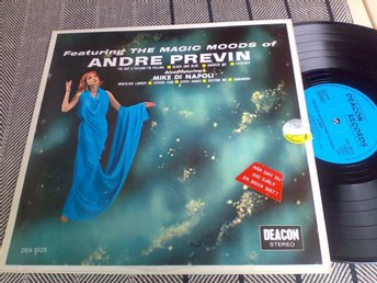 Andre Previn THE MAGIC MOODS