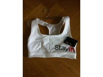 Ny Snygg sport-Bh, stay in place! Strl: XS