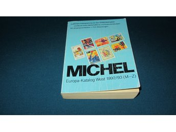 Michell Katalog Europa West M-Z 1992-93