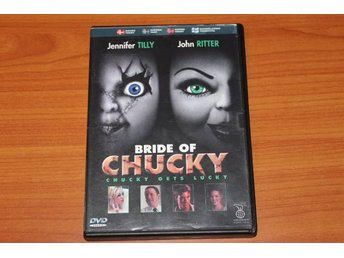 DVD-film: Bride of Chucky