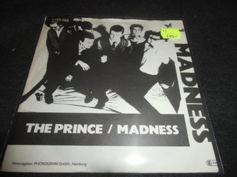 "Madness - The Prince/Madness - 7"" - 1979"