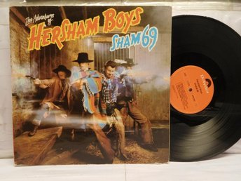 SHAM 69 - ADVENTURES OF HERSHAM BOYS