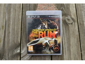 PS3 Need for speed  the run NFS Playstation 3