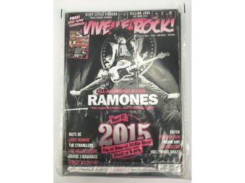 Vive Le Rock 7st. Issue 3, 14, 19, 21, 25, 30, 32. Rock