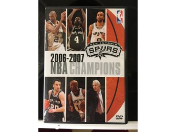 NBA - 2006-2007 San Antonio Spurs NBA Champions