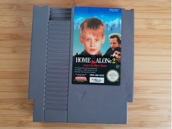 Nintendo NES - Home Alone 2 - Lost in New York