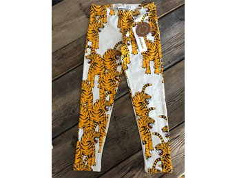 MINI RODINI Bengaler leggings 116/122 nya!