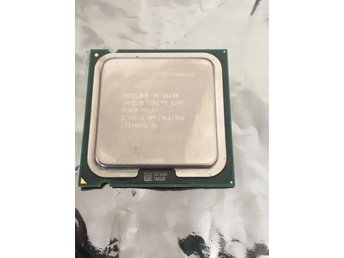 Intel Core 2 Quad Q6600 - 1kr utrop