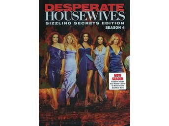 Desperate Housewives / Säsong 4 (5 DVD)
