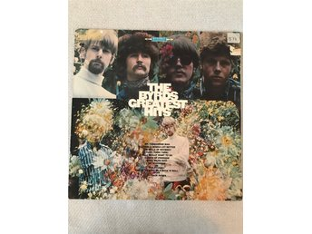 LP The Byrds, 20 Greatest Hits