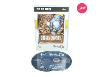 Broken Sword II: The Smoking Mirror (PC-CD ROM)