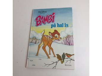 Bok, Bambi på hal is, Richters, Inbunden, ISBN: 9789177073116