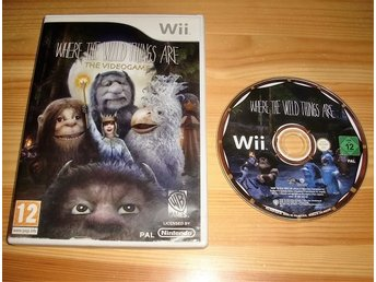 Wii: Where the wild things are