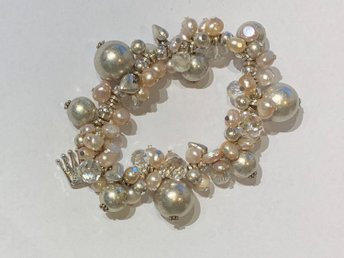 Armband Pearls for Girls