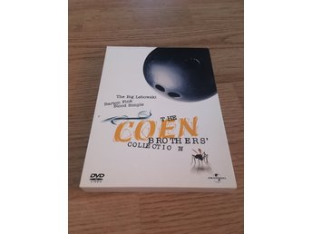 The Coen Brothers collection - The big Lebowski , Barton Fink , Blood simple