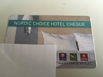 Nordic Choice check