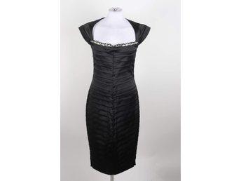 Klänning, Karen Millen, svart, stl. 40 (387554276) ᐈ