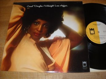 "Carol Douglas ""Midnight Love Affair"""