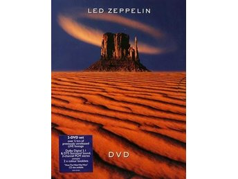 Led Zeppelin 2x DVD