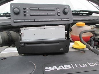 SAAB 9-3 03-06  Radio CD Elektronikenhet