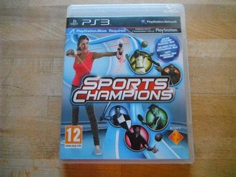 Sports champions, PS3