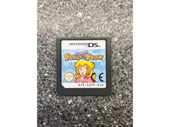 Super Princess Peach , Nintendo DS